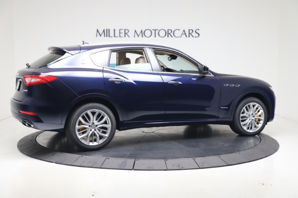 New 2020 Maserati Levante S Q4 GranLusso for sale $97,335 at Rolls-Royce Motor Cars Greenwich in Greenwich CT 06830 8