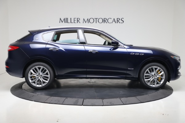New 2020 Maserati Levante S Q4 GranLusso for sale $97,335 at Rolls-Royce Motor Cars Greenwich in Greenwich CT 06830 9