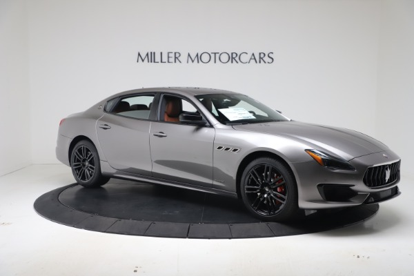 New 2020 Maserati Quattroporte S Q4 GranSport for sale $120,285 at Rolls-Royce Motor Cars Greenwich in Greenwich CT 06830 10