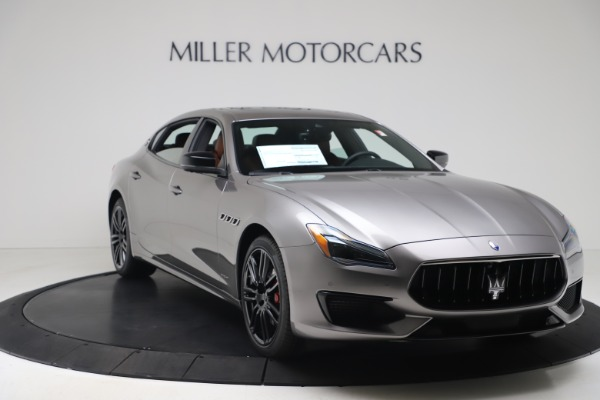 New 2020 Maserati Quattroporte S Q4 GranSport for sale $120,285 at Rolls-Royce Motor Cars Greenwich in Greenwich CT 06830 11