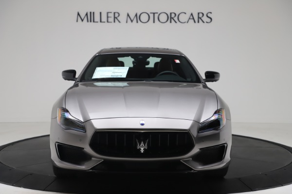 New 2020 Maserati Quattroporte S Q4 GranSport for sale $120,285 at Rolls-Royce Motor Cars Greenwich in Greenwich CT 06830 12