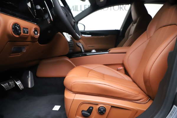 New 2020 Maserati Quattroporte S Q4 GranSport for sale $120,285 at Rolls-Royce Motor Cars Greenwich in Greenwich CT 06830 14