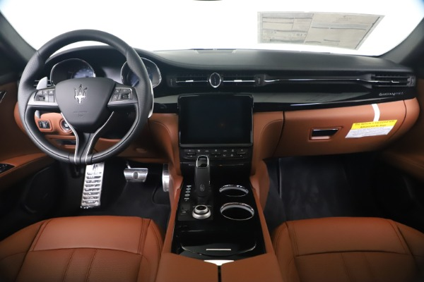 New 2020 Maserati Quattroporte S Q4 GranSport for sale $120,285 at Rolls-Royce Motor Cars Greenwich in Greenwich CT 06830 16