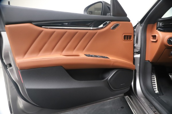 New 2020 Maserati Quattroporte S Q4 GranSport for sale $120,285 at Rolls-Royce Motor Cars Greenwich in Greenwich CT 06830 17