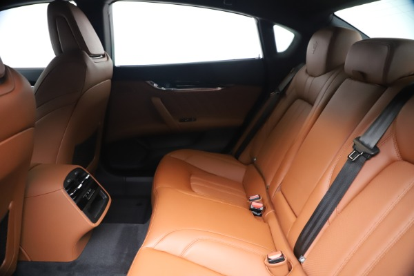 New 2020 Maserati Quattroporte S Q4 GranSport for sale $120,285 at Rolls-Royce Motor Cars Greenwich in Greenwich CT 06830 19