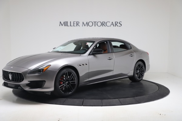New 2020 Maserati Quattroporte S Q4 GranSport for sale $120,285 at Rolls-Royce Motor Cars Greenwich in Greenwich CT 06830 2