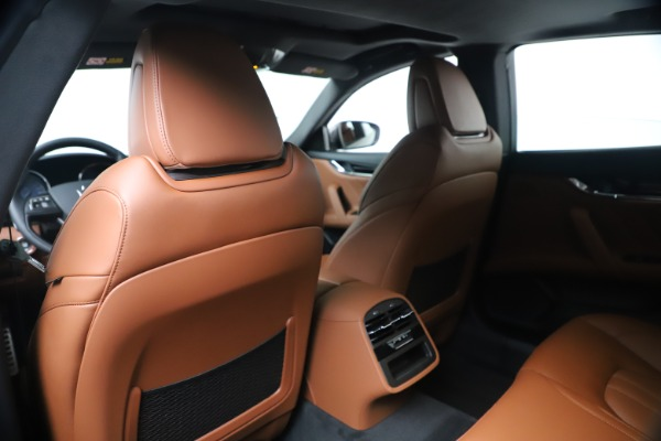 New 2020 Maserati Quattroporte S Q4 GranSport for sale $120,285 at Rolls-Royce Motor Cars Greenwich in Greenwich CT 06830 20