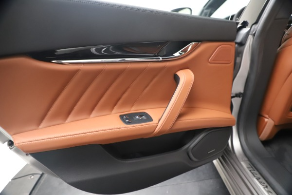 New 2020 Maserati Quattroporte S Q4 GranSport for sale $120,285 at Rolls-Royce Motor Cars Greenwich in Greenwich CT 06830 21