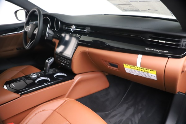 New 2020 Maserati Quattroporte S Q4 GranSport for sale $120,285 at Rolls-Royce Motor Cars Greenwich in Greenwich CT 06830 22