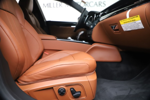 New 2020 Maserati Quattroporte S Q4 GranSport for sale $120,285 at Rolls-Royce Motor Cars Greenwich in Greenwich CT 06830 23