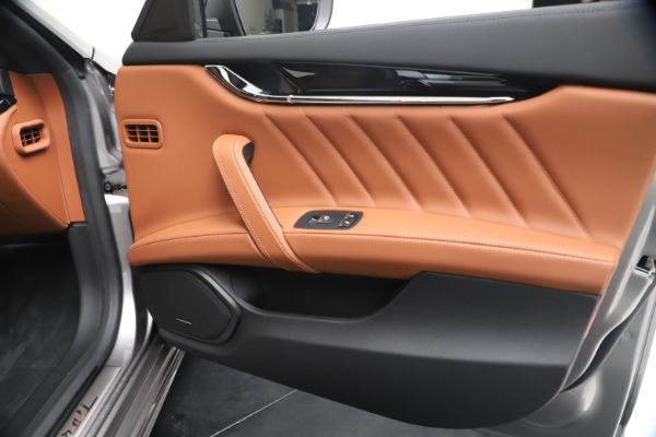New 2020 Maserati Quattroporte S Q4 GranSport for sale $120,285 at Rolls-Royce Motor Cars Greenwich in Greenwich CT 06830 25