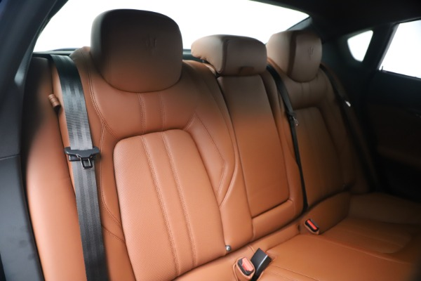 New 2020 Maserati Quattroporte S Q4 GranSport for sale $120,285 at Rolls-Royce Motor Cars Greenwich in Greenwich CT 06830 26