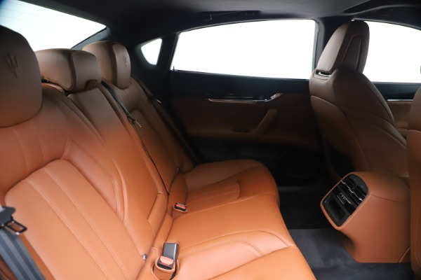New 2020 Maserati Quattroporte S Q4 GranSport for sale $120,285 at Rolls-Royce Motor Cars Greenwich in Greenwich CT 06830 27