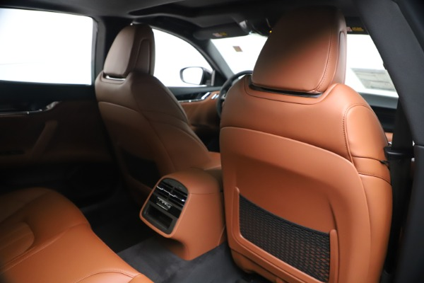 New 2020 Maserati Quattroporte S Q4 GranSport for sale $120,285 at Rolls-Royce Motor Cars Greenwich in Greenwich CT 06830 28