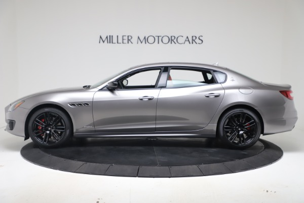 New 2020 Maserati Quattroporte S Q4 GranSport for sale $120,285 at Rolls-Royce Motor Cars Greenwich in Greenwich CT 06830 3