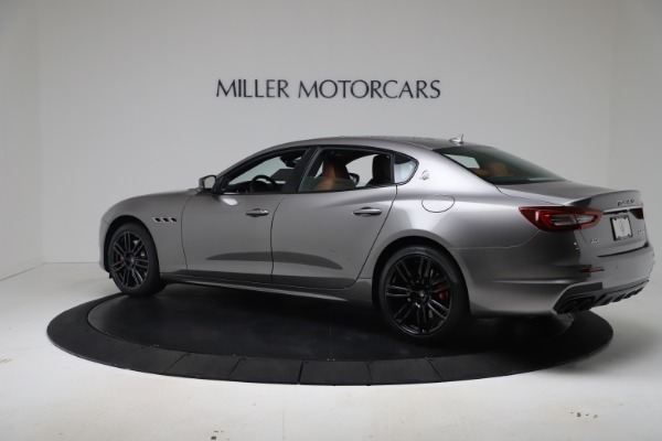 New 2020 Maserati Quattroporte S Q4 GranSport for sale $120,285 at Rolls-Royce Motor Cars Greenwich in Greenwich CT 06830 4