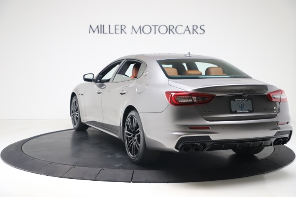 New 2020 Maserati Quattroporte S Q4 GranSport for sale $120,285 at Rolls-Royce Motor Cars Greenwich in Greenwich CT 06830 5