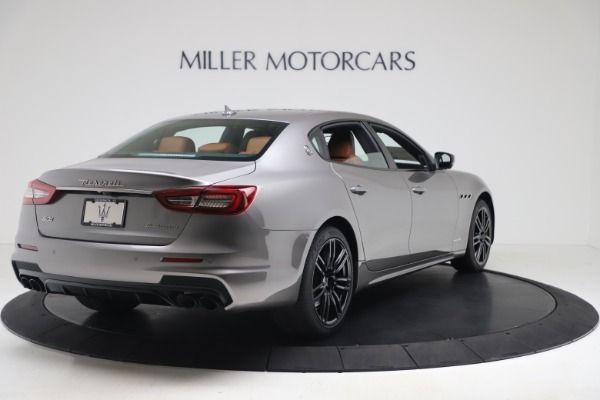 New 2020 Maserati Quattroporte S Q4 GranSport for sale $120,285 at Rolls-Royce Motor Cars Greenwich in Greenwich CT 06830 7