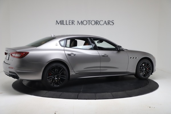 New 2020 Maserati Quattroporte S Q4 GranSport for sale $120,285 at Rolls-Royce Motor Cars Greenwich in Greenwich CT 06830 8
