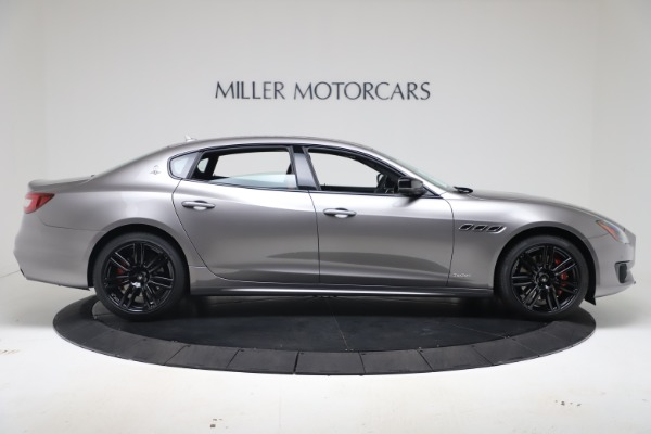 New 2020 Maserati Quattroporte S Q4 GranSport for sale $120,285 at Rolls-Royce Motor Cars Greenwich in Greenwich CT 06830 9