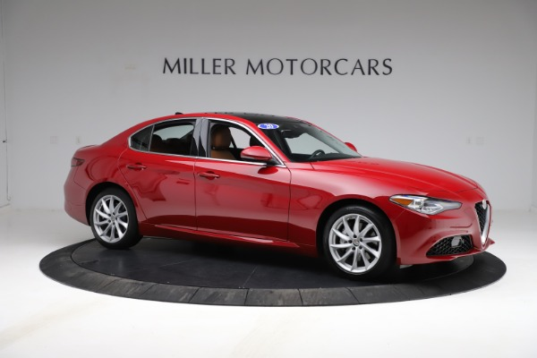 Used 2020 Alfa Romeo Giulia Q4 for sale Sold at Rolls-Royce Motor Cars Greenwich in Greenwich CT 06830 10