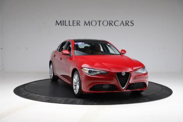Used 2020 Alfa Romeo Giulia Q4 for sale Sold at Rolls-Royce Motor Cars Greenwich in Greenwich CT 06830 11