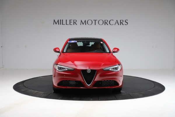 Used 2020 Alfa Romeo Giulia Q4 for sale Sold at Rolls-Royce Motor Cars Greenwich in Greenwich CT 06830 12