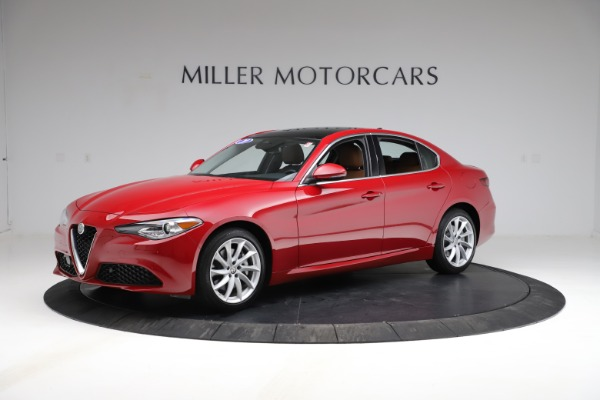 Used 2020 Alfa Romeo Giulia Q4 for sale Sold at Rolls-Royce Motor Cars Greenwich in Greenwich CT 06830 2