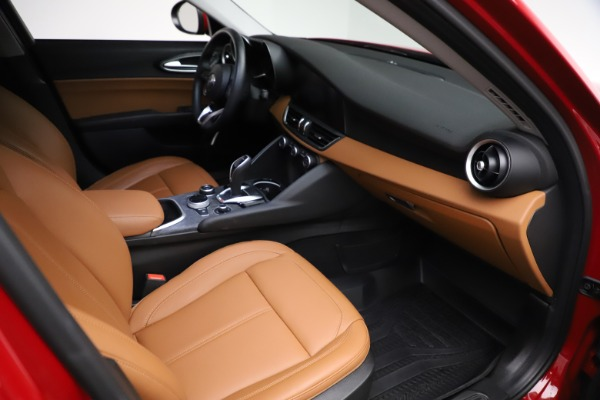 Used 2020 Alfa Romeo Giulia Q4 for sale Sold at Rolls-Royce Motor Cars Greenwich in Greenwich CT 06830 20
