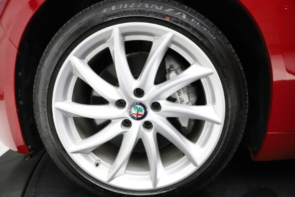 Used 2020 Alfa Romeo Giulia Q4 for sale Sold at Rolls-Royce Motor Cars Greenwich in Greenwich CT 06830 23
