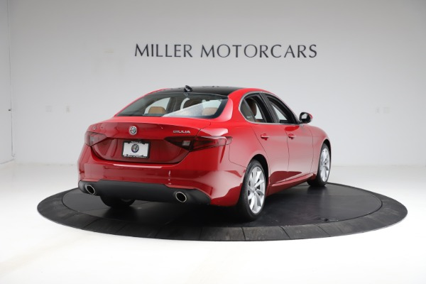 Used 2020 Alfa Romeo Giulia Q4 for sale Sold at Rolls-Royce Motor Cars Greenwich in Greenwich CT 06830 7