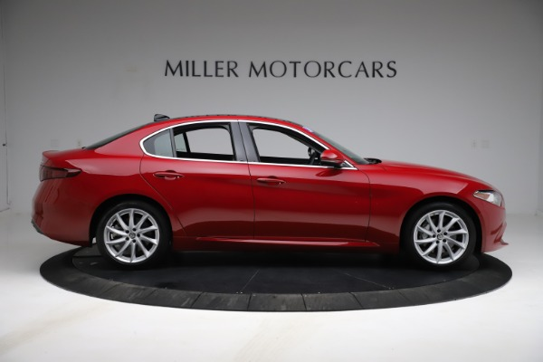 Used 2020 Alfa Romeo Giulia Q4 for sale Sold at Rolls-Royce Motor Cars Greenwich in Greenwich CT 06830 9