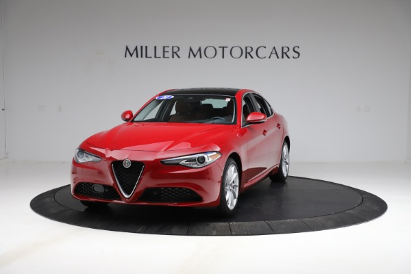 Used 2020 Alfa Romeo Giulia Q4 for sale Sold at Rolls-Royce Motor Cars Greenwich in Greenwich CT 06830 1