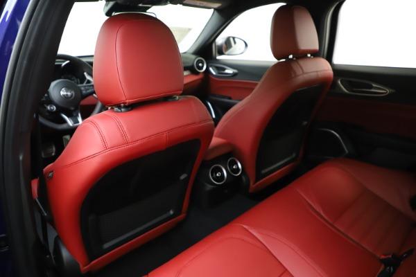 New 2020 Alfa Romeo Giulia Ti Sport Q4 for sale Sold at Rolls-Royce Motor Cars Greenwich in Greenwich CT 06830 19
