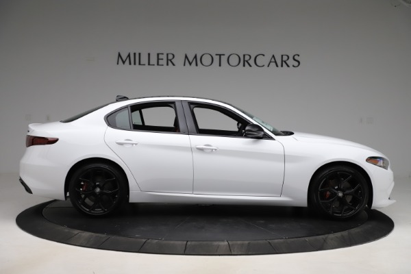 New 2020 Alfa Romeo Giulia Ti Sport Q4 for sale $51,995 at Rolls-Royce Motor Cars Greenwich in Greenwich CT 06830 9