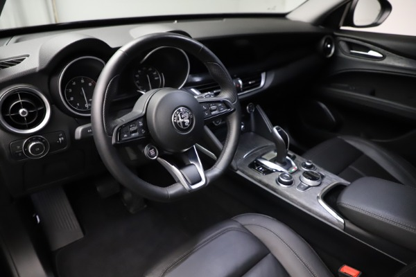 New 2020 Alfa Romeo Stelvio Q4 for sale $36,900 at Rolls-Royce Motor Cars Greenwich in Greenwich CT 06830 15