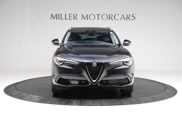 New 2020 Alfa Romeo Stelvio Q4 for sale $36,900 at Rolls-Royce Motor Cars Greenwich in Greenwich CT 06830 2