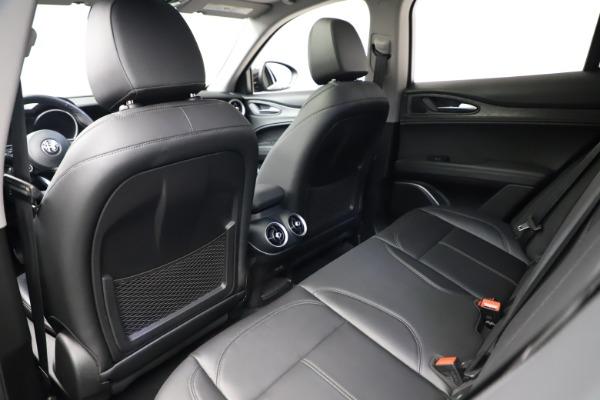 New 2020 Alfa Romeo Stelvio Q4 for sale $36,900 at Rolls-Royce Motor Cars Greenwich in Greenwich CT 06830 22