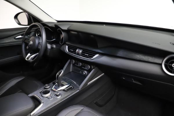 New 2020 Alfa Romeo Stelvio Q4 for sale $36,900 at Rolls-Royce Motor Cars Greenwich in Greenwich CT 06830 25