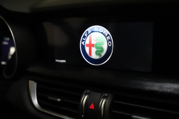 New 2020 Alfa Romeo Stelvio Q4 for sale $36,900 at Rolls-Royce Motor Cars Greenwich in Greenwich CT 06830 28