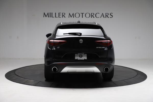 New 2020 Alfa Romeo Stelvio Q4 for sale $36,900 at Rolls-Royce Motor Cars Greenwich in Greenwich CT 06830 7