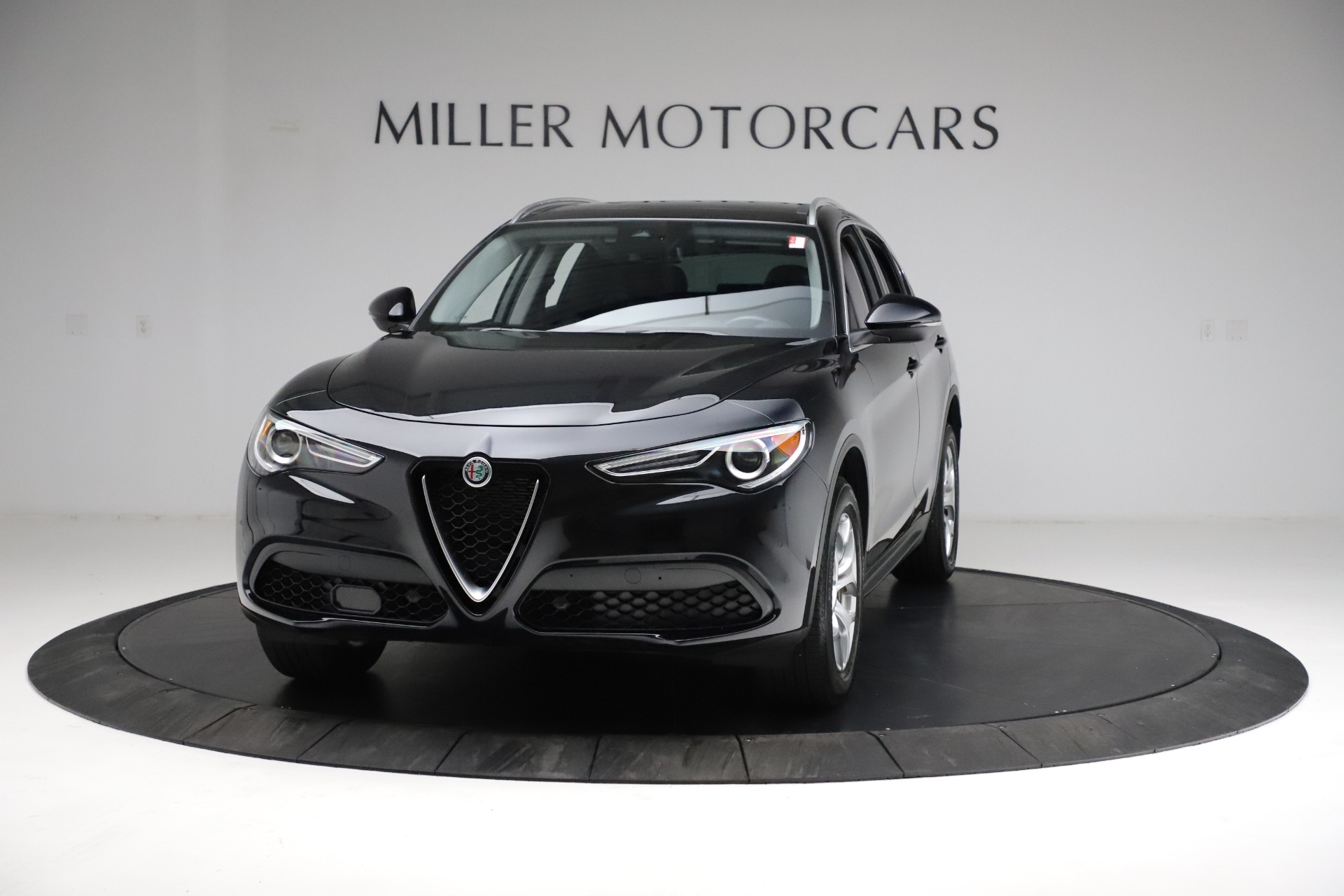 New 2020 Alfa Romeo Stelvio Q4 for sale $36,900 at Rolls-Royce Motor Cars Greenwich in Greenwich CT 06830 1
