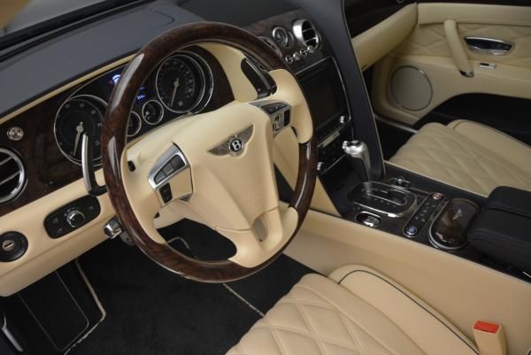 Used 2016 Bentley Flying Spur W12 for sale Sold at Rolls-Royce Motor Cars Greenwich in Greenwich CT 06830 13