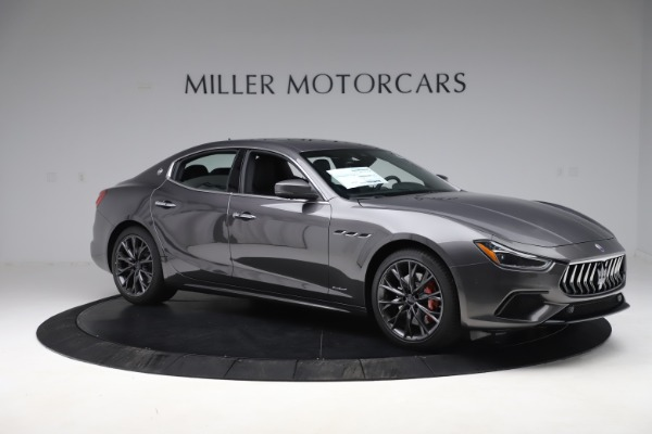 New 2019 Maserati Ghibli S Q4 GranSport for sale $100,695 at Rolls-Royce Motor Cars Greenwich in Greenwich CT 06830 10