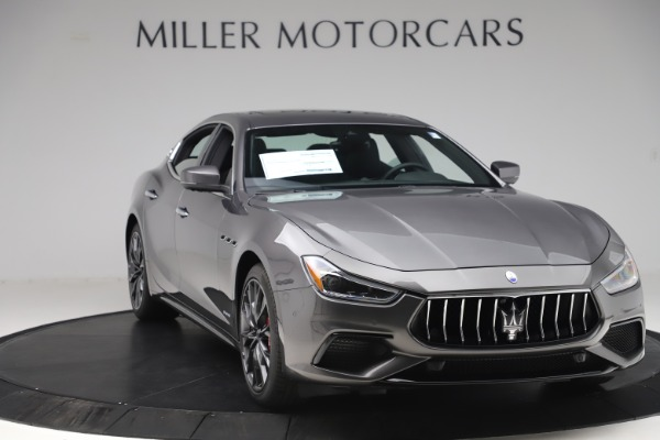 New 2019 Maserati Ghibli S Q4 GranSport for sale $100,695 at Rolls-Royce Motor Cars Greenwich in Greenwich CT 06830 11