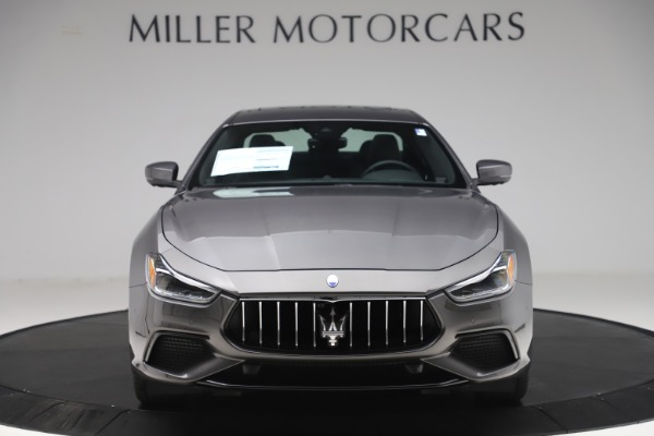 New 2019 Maserati Ghibli S Q4 GranSport for sale $100,695 at Rolls-Royce Motor Cars Greenwich in Greenwich CT 06830 12