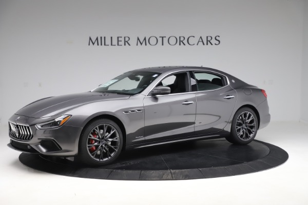 New 2019 Maserati Ghibli S Q4 GranSport for sale $100,695 at Rolls-Royce Motor Cars Greenwich in Greenwich CT 06830 2
