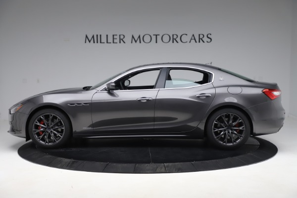 New 2019 Maserati Ghibli S Q4 GranSport for sale $100,695 at Rolls-Royce Motor Cars Greenwich in Greenwich CT 06830 3