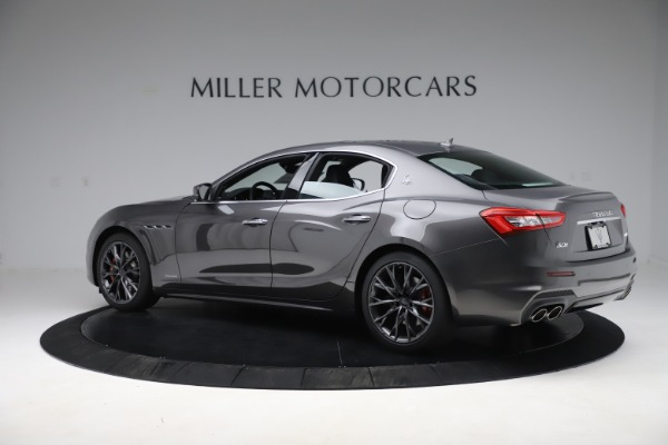 New 2019 Maserati Ghibli S Q4 GranSport for sale $100,695 at Rolls-Royce Motor Cars Greenwich in Greenwich CT 06830 4
