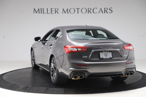 New 2019 Maserati Ghibli S Q4 GranSport for sale $100,695 at Rolls-Royce Motor Cars Greenwich in Greenwich CT 06830 5